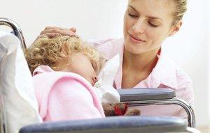 Признаки детского церебрального паралича
