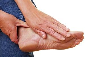Симптомы нейропатии при диабетической форме