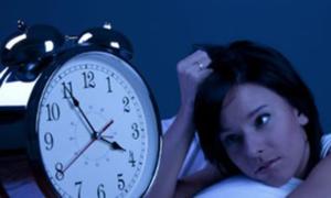 Тяжело заснуть