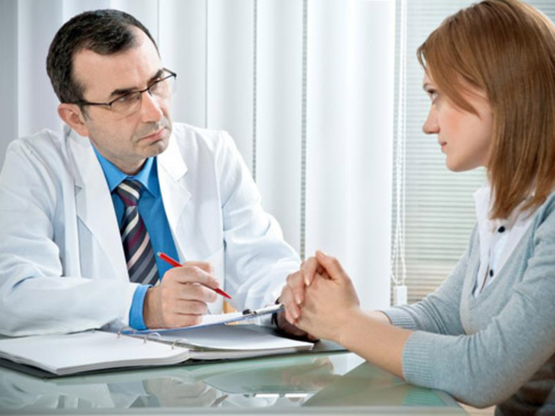 Диагноз ставит только врач