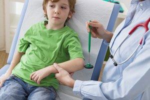 Методы диагностики пареза конечностей у детей