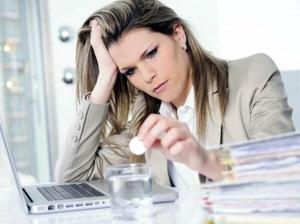 Нервы на работе и конфликты